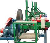Round Log Circular Sawmill Hard Wood Timber cutting Saw With Carriage