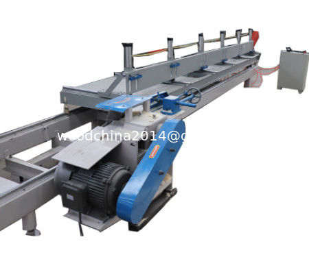 Wood Board Cutting Edger Circular Table Sawmill / Big Edger Saws Sliading Circular Saw
