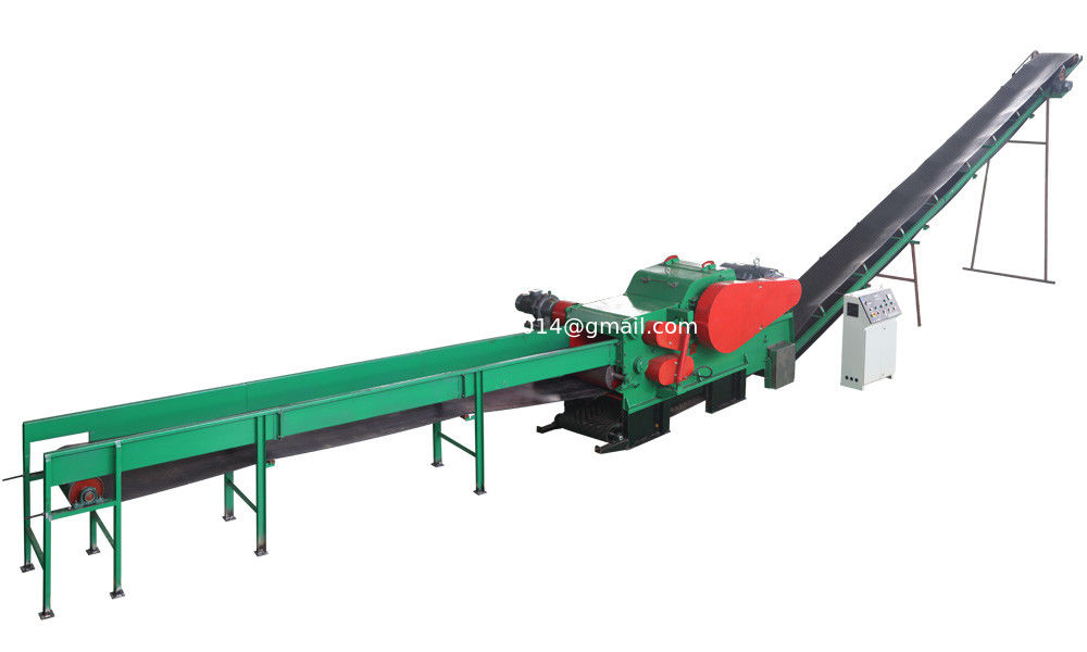 Tree Cutting Machine Wood Drum Chipper price, Drum type Wood Chippers for sale