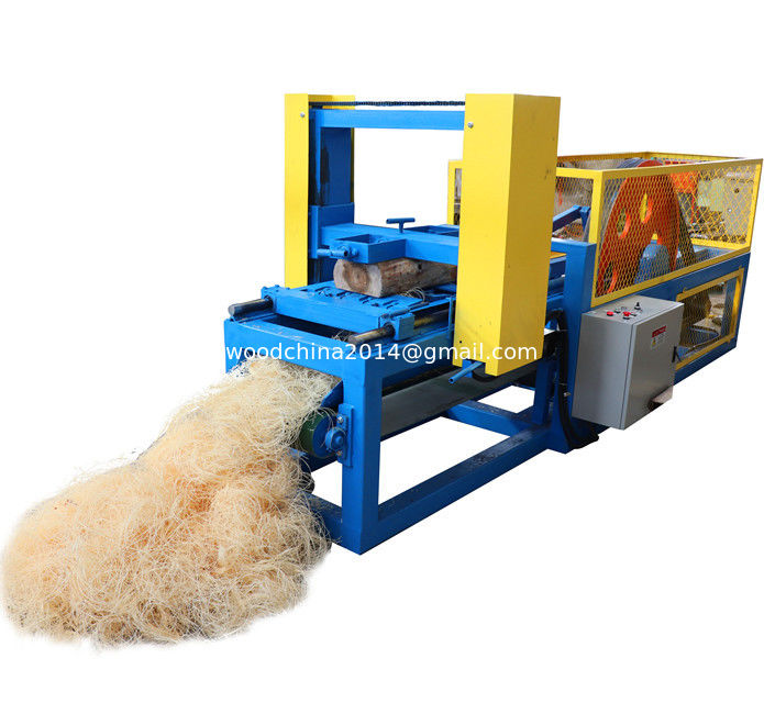 New Design Wood Wool Machine Excelsior Cutting Machine wood wool making machine